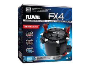 Fluval FX4 External Aquarium Canister Filter