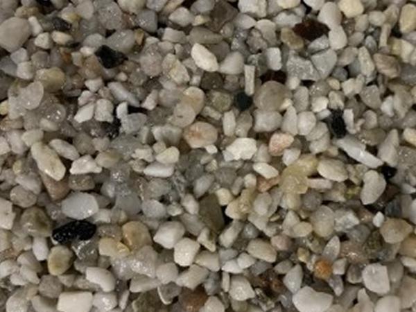 Natural Pearl Quartz 1 - 3 mm Substrate