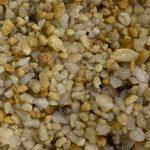Natural Yellow Quartz 1 – 3 mm Substrate